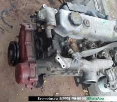 блок двигателя 4DR5 на MITSUBISHI CANTER (Мицубиси Кантер )