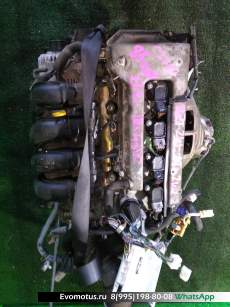 Двигатель 1ZZ-FE TOYOTA CALDINA ZZT241 (Тойота Калдина)