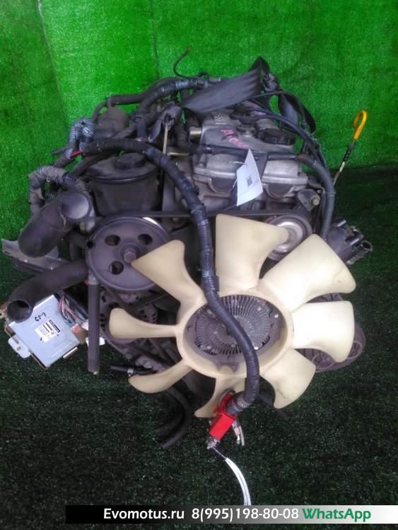 двигатель  KA24DE на NISSAN CARAVAN E25 (Ниссан Караван)