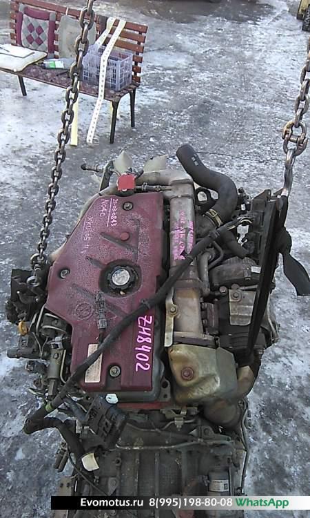 двигатель N04CU на TOYOTA DYNA XZU4605, XZC655, XZU538 (тойота дюна )