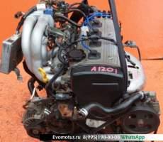 двигатель 4E-FE на TOYOTA STARLET EP91 (тойота старлет) катушки