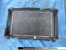 Радиатор двигателя  2ZR TOYOTA PRIUS ZVW30  (Тойота Приус)