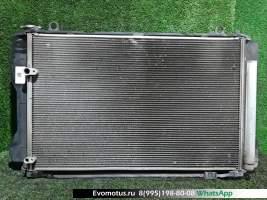Радиатор двигателя  2ZR-FAE TOYOTA WISH ZGE20  (Тойота Виш)