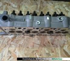 Головка блока цилиндров на Mitsubishi SPRTSGEAR PA5W 4D56