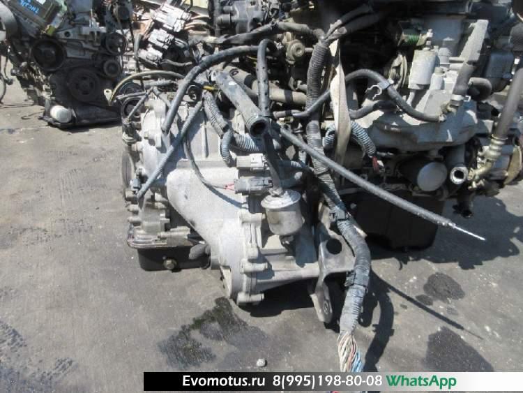 АКПП RE0F21A FU52 на CGA3 NISSAN  CUBE AZ10 (Ниссан Куб)