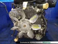Двигатель Isuzu Mu UES73EW 4JX1T 1998  на 4JX1T ISUZU  MU UES73EW (Исузу  MU)