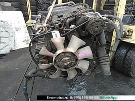 двигатель 4JG2 ISUZU ELF NKS69 (исузу эльф)