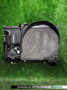 Радиатор двигателя  2JZ-GE TOYOTA PROGRES JCG11  (Тойота Прогрес)