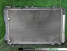 Радиатор двигателя  1NZ-FE TOYOTA ALLION NZT260  (Тойота Аллион)