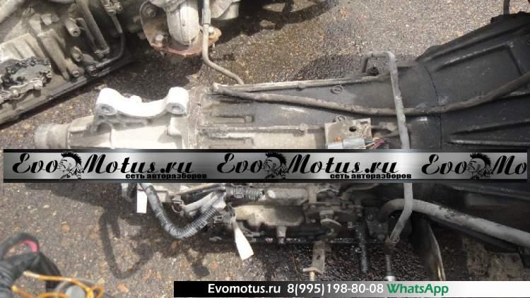 АКПП BM710 на двс WL-T MAZDA BONGO FRIENDEE SGL3 ( Мазда Бонго Френди)
