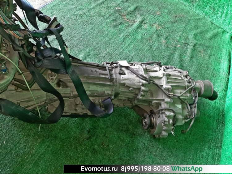 АКПП RE4R01AHG40 на VQ35DE NISSAN  ELGRAND APWE50 (Ниссан Эльгранд)