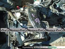 двигатель F8 на NISSAN VANETTE SS88MN (ниссан ванетте)
