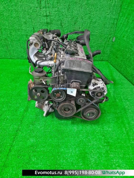 двигатель 5A-FE на Toyota Sprinter Trueno AE100 (тойота Спринтер Труэно ) ГОЛЫЙ