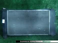 Радиатор двигателя  2ZZ-GE TOYOTA WILL VS ZZE128  (Тойота Вилл Вс)