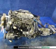 двигатель R2 MAZDA BONGO (Мазда бонго) ТЕРМОСТАТ СБОКУ
