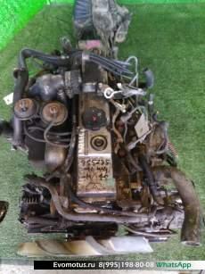 Двигатель  4M40T MITSUBISHI  PAJERO V46W (Мицубиси Паджеро)