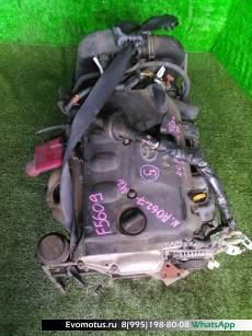 Двигатель 1NZ-FE TOYOTA FUNCARGO NCP21 (Тойота Функарго)