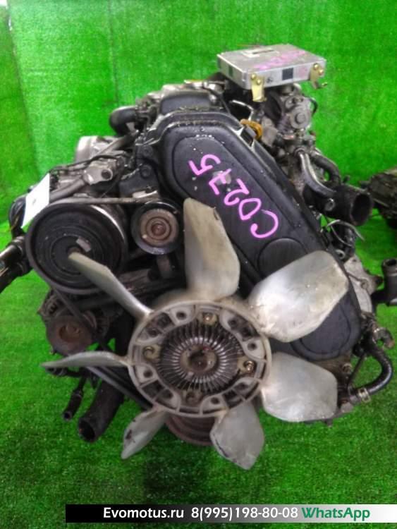 двигатель на 1KZ-TE TOYOTA  HIACE KZH126;KZH106;KZH116 (Тойота Хайс)
