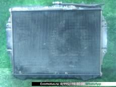 радиатор двигателя 6G72 на MITSUBISHI PAJERO V23W (Мицубиси Паджеро)