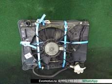 радиатор двс zj-ve MAZDA ATENZA dy3w (Мазда Атенза)
