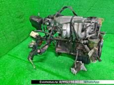 двигатель 5AFE на TOYOTA CARINA AT192 (тойота карина ) ГОЛЫЙ