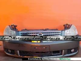 Ноускат Nissan Fuga PY50 (Ниссан Фуга) серый