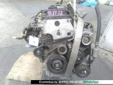 двигатель r20a на HONDA STEPWGN rk1 (Хонда Степвагон)