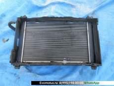 Радиатор двигателя  2ZR FXE TOYOTA PRIUS ALPHA ZVW41  (Тойота Приус Альфа)