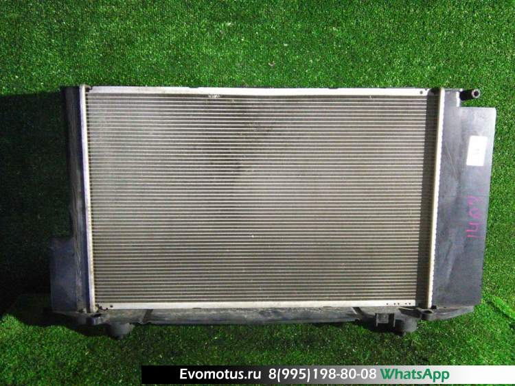 Радиатор двигателя  2ZR-FE TOYOTA COROLLA RUMION ZRE154  (Тойота Королла Румион )