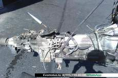 АКПП 30-43LL на 6G72 Mitsubishi Challenger K96W (Мицубиси Челленджер)