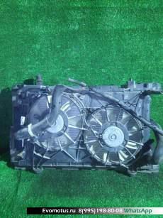 Радиатор двигателя  2AZ-FE TOYOTA MARK X ZIO ANA15  (Тойота Марк икс зио)