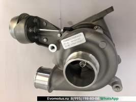 Турбина на 4M41 Mitsubishi Montero V88, V98 (Мицубиси Монтеро) 1515A163
