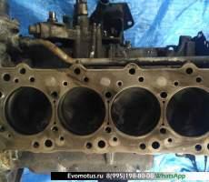блок двигателя 4D56T на MITSUBISHI DELICA (Мицубиси Делика )