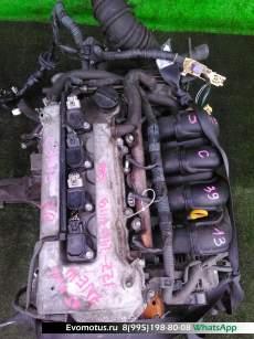 Двигатель 1ZZ-FE TOYOTA WISH ZNE14 (Тойота Виш)