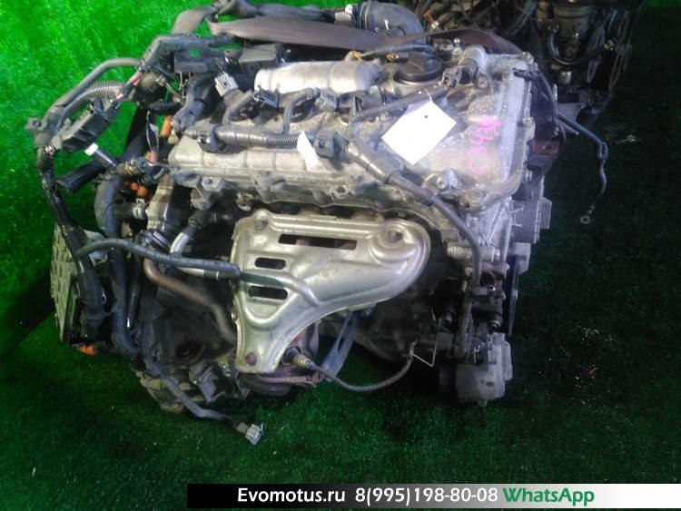 двигатель на 2ZR-FXE TOYOTA  PRIUS ZVW30 (Тойота Приус)