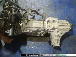 АКПП RE4R01A-RC46 на KA24-DE NISSAN LARGO NCW30 (ниссан ларго)