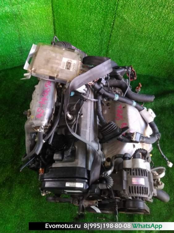 двигатель 4S-FE на TOYOTA CALDINA ST190 (Тойота Карина)