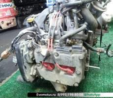 двигатель EJ205D на SUBARU FORESTER SG5 (субару форестер)