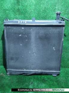 Радиатор двигателя  3RZ-FE TOYOTA GRANVIA RCH11  (Тойота Гранвия)