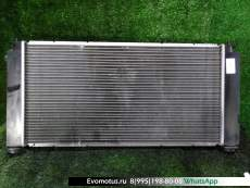 Радиатор двигателя  1ZZ-FE TOYOTA CELICA ZZT230  (Тойота Целика )