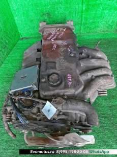 Двигатель  4D33 MITSUBISHI  CANTER FE51CB (Мицубиси Кантер)