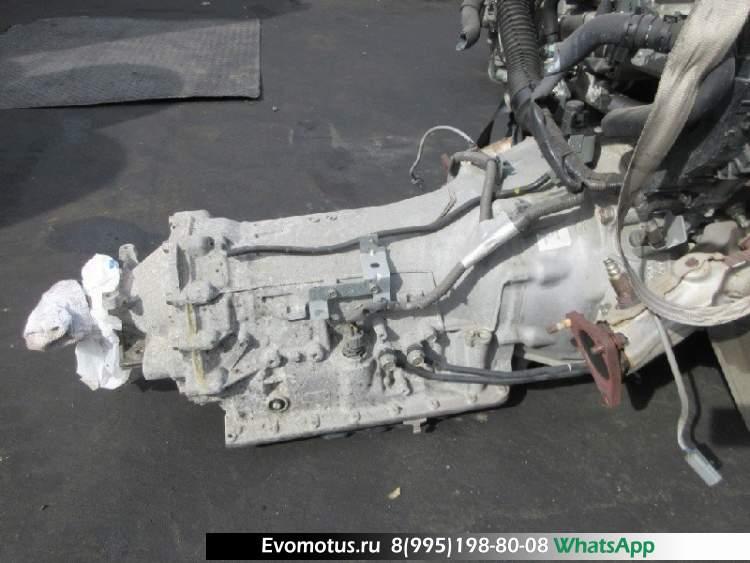 АКПП RE7R01A RC33 на VQ37VHR NISSAN  FUGA KY51 (Ниссан Фуга)