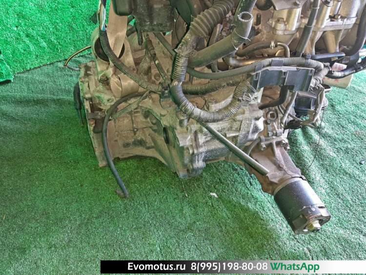 АКПП RE4F04A FN43 на KA24DE NISSAN  PRESAGE NU30 (Ниссан Пресаж )