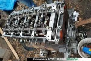 блок двигателя 4M51 на MITSUBISHI CANTER FE53 (Мицубиси Кантер )