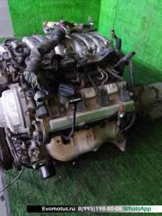 Двигатель 1UZ-FE TOYOTA CROWN MAJESTA UZS171 (Тойота Краун Маджеста)