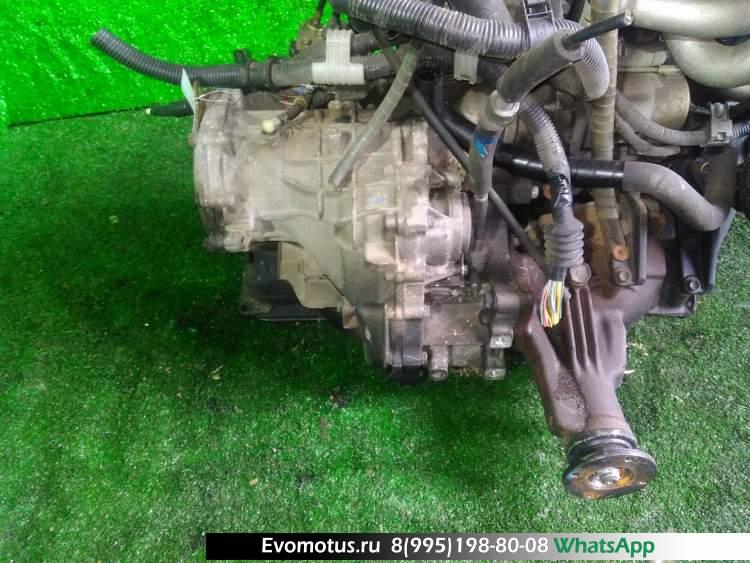 акпп A244F05A  на 4E-FE TOYOTA  STARLET EP95 (Тойота Старлет)
