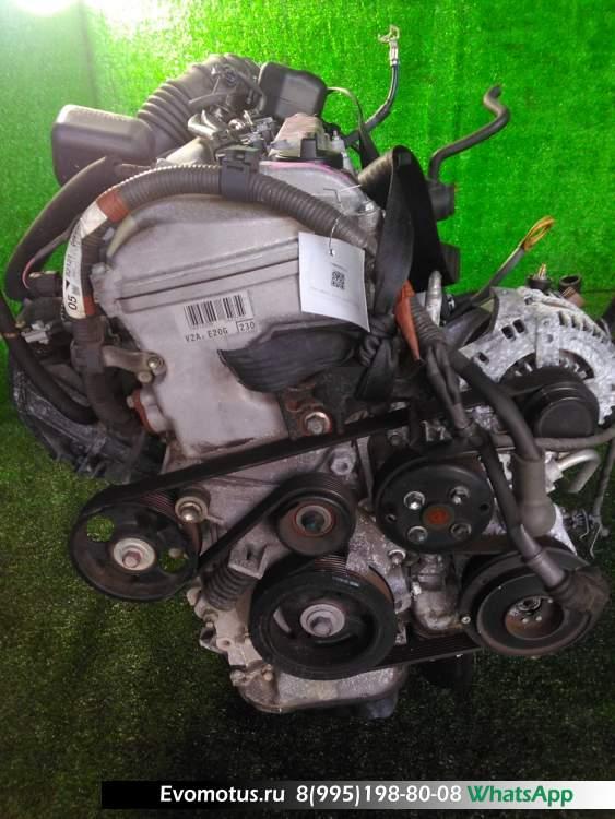 двигатель на 2AZ-FE TOYOTA  ALPHARD ANH20 (Тойота Альпхард)