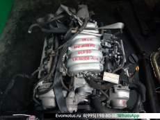 Двигатель  3UZ-FE TOYOTA CELSIOR UCF30  (Тойота Цельсиор )