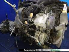 двигатель 4JX1 на ISUZU WIZARD UES73FW ( исузу визард)
