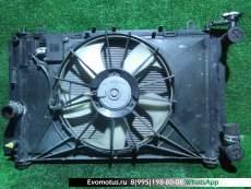 Радиатор двигателя  1NZ-FE TOYOTA COROLLA AXIO NZE141  (Тойота Королла Аксио)